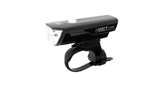CatEye GVOLT25 HL-EL660GRC Lampka rowerowa przednia czarny